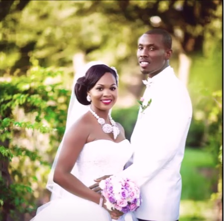 Pastor Ofori and Wife